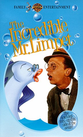 The incredible mr limpet pictures for Don knotts fish movie