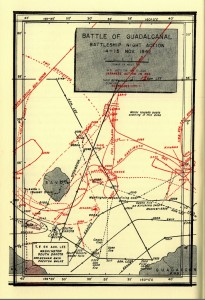 PDF Action report of the Battleship Night Action between the U.S. and Japanese forces off Savo Island on November 14-15, 1942. The following text by Pieter Bakels is a summation of the battle.