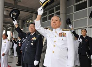 Navy officer blog