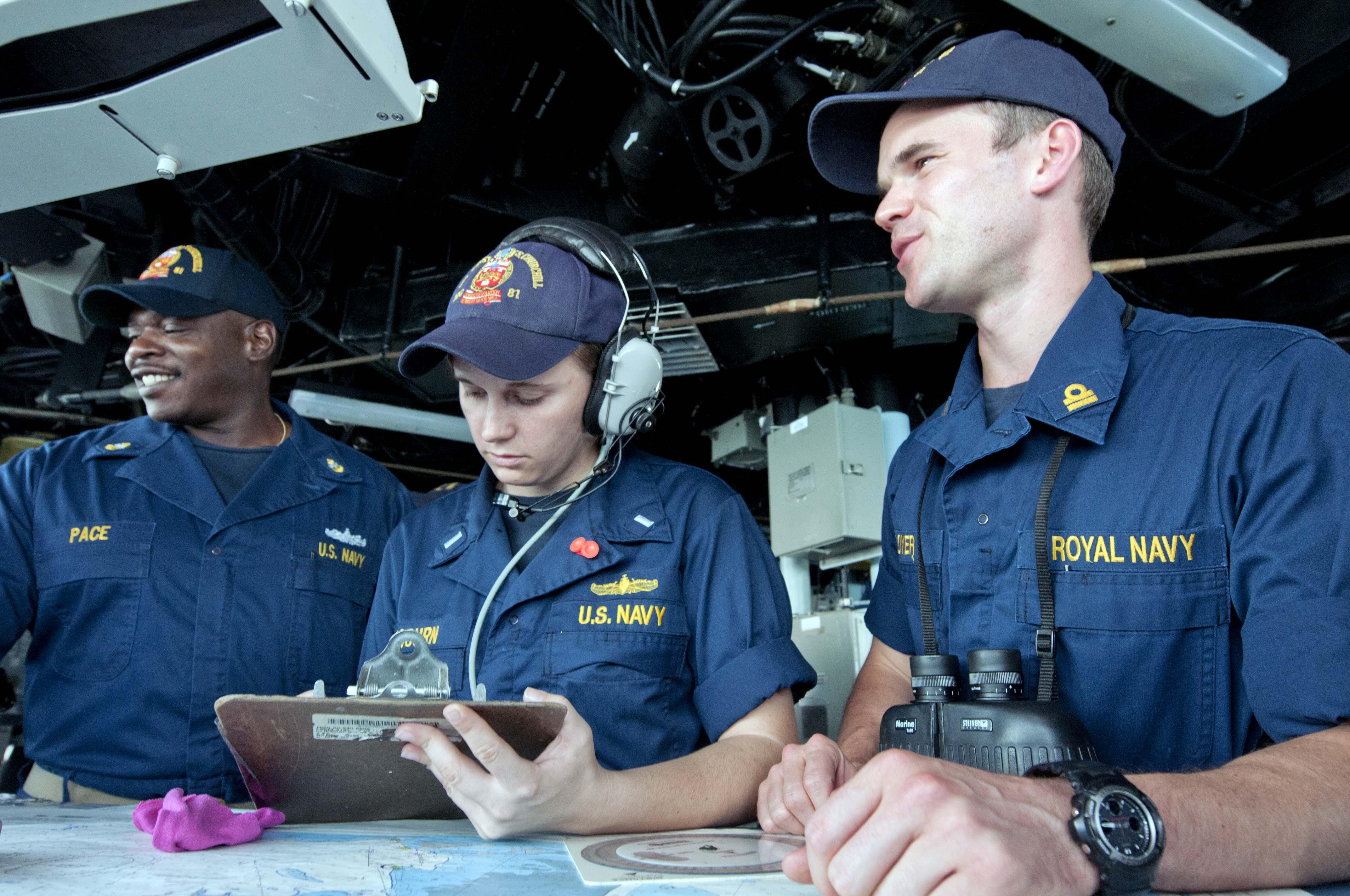 us naval institute blog