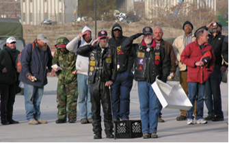 Homeless Veterans