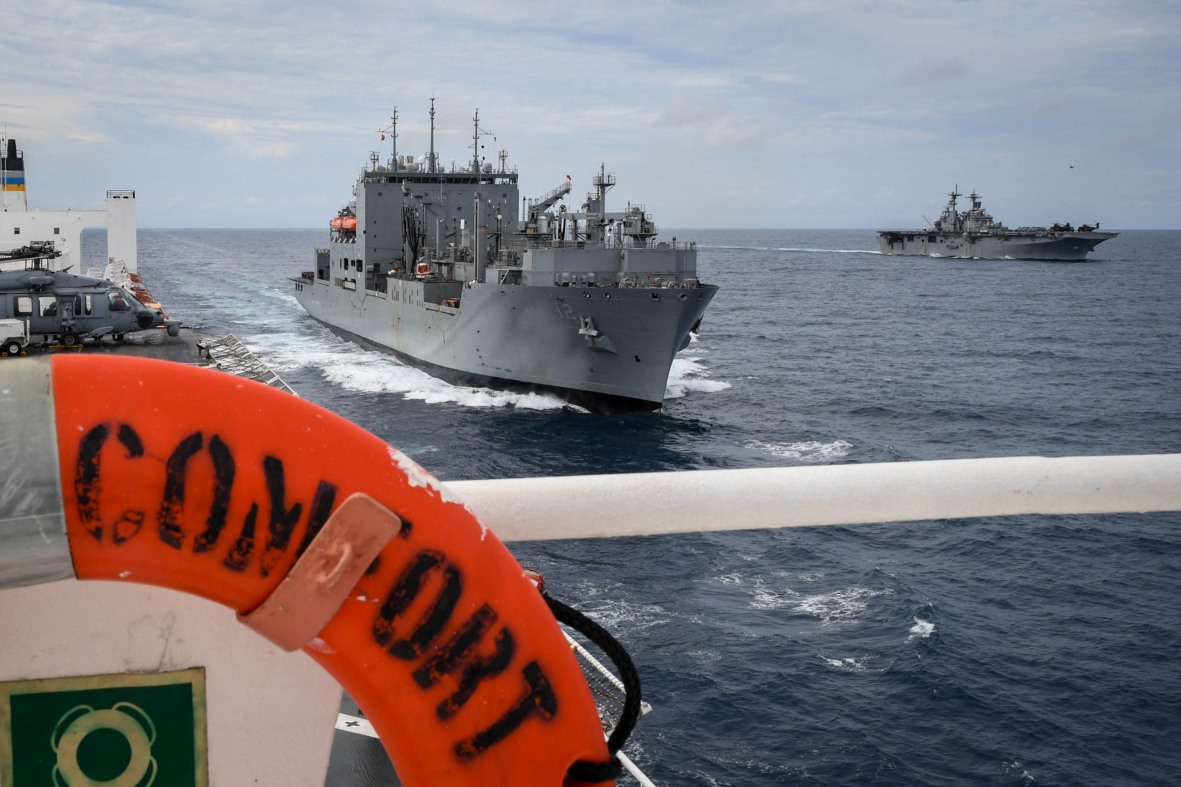 Meeting the Navy's Obligations For Humanitarian Assistance